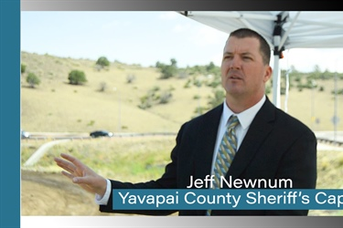 Yavapai County Sheriff's Captain, Jeff Newnum Discusses the Need for a New Justice Center in Prescott