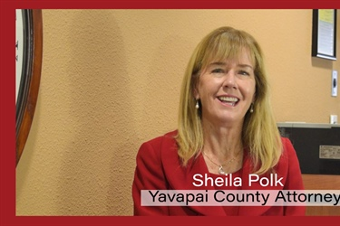 Yavapai County Attorney Sheila Polk Discusses How the County is Keeping the Jail Population Down.